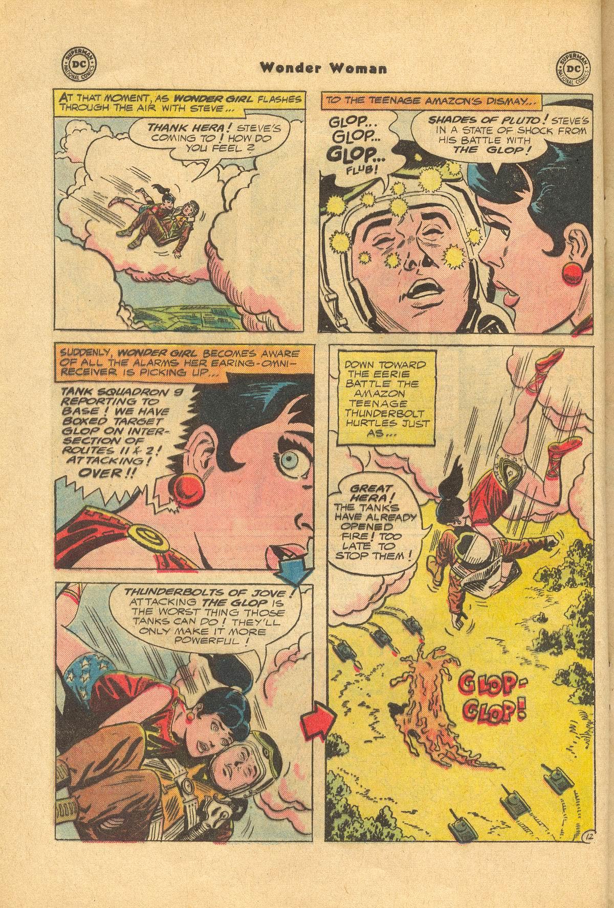 Read online Wonder Woman (1942) comic -  Issue #151 - 16
