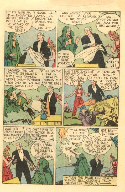 Super-Magician Comics issue 31 - Page 11
