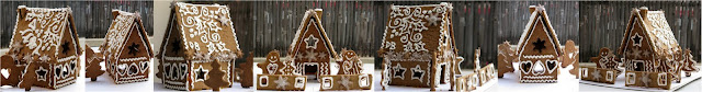 row+of+houses COMING HOME FOR THE HOLIDAYS:GINGERBREAD HOUSE WITH DARING BAKERS