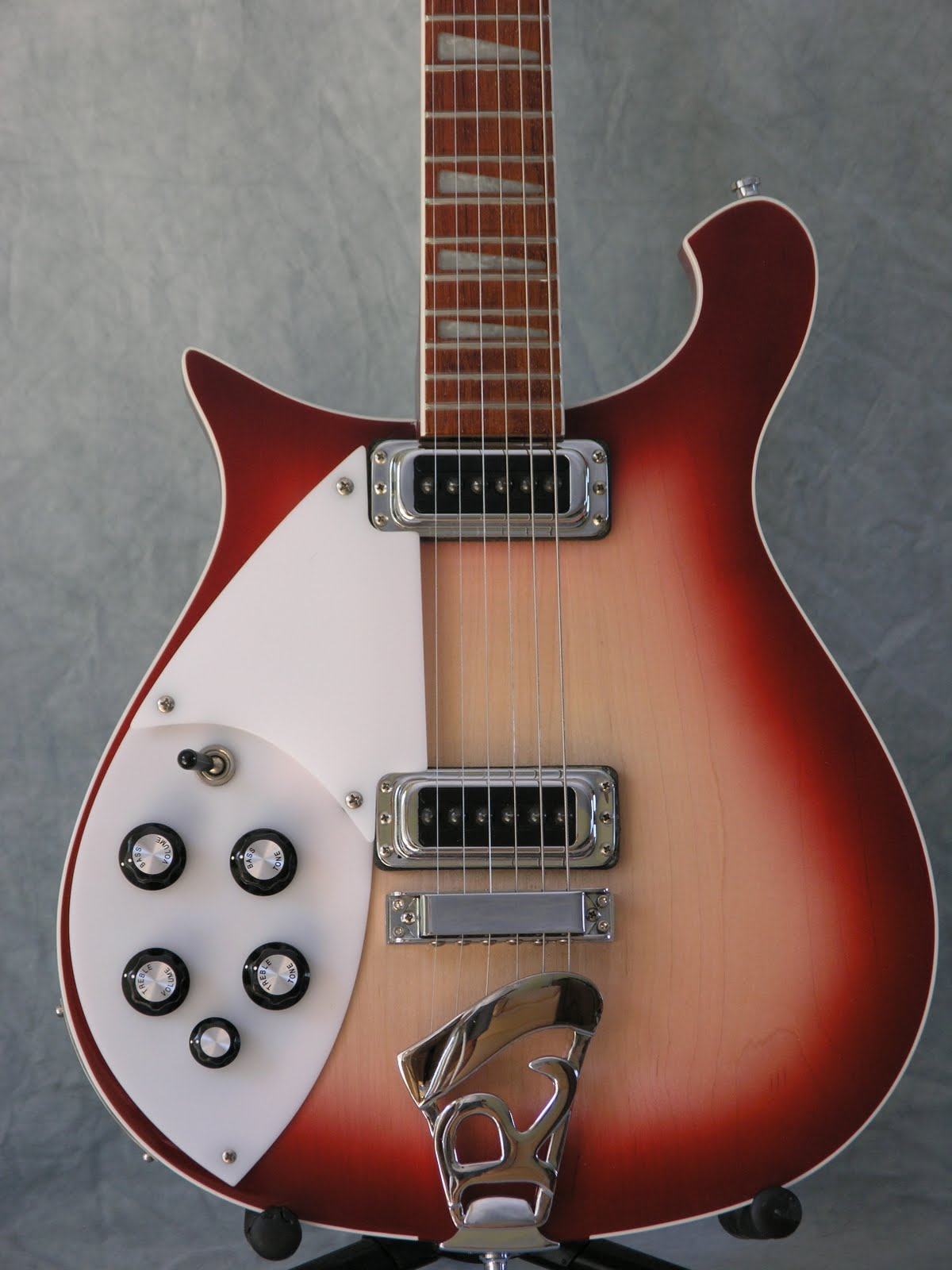 jerry 39 s lefty guitars newest guitar arrivals updated weekly rickenbacker 620 6 fireglow used. Black Bedroom Furniture Sets. Home Design Ideas