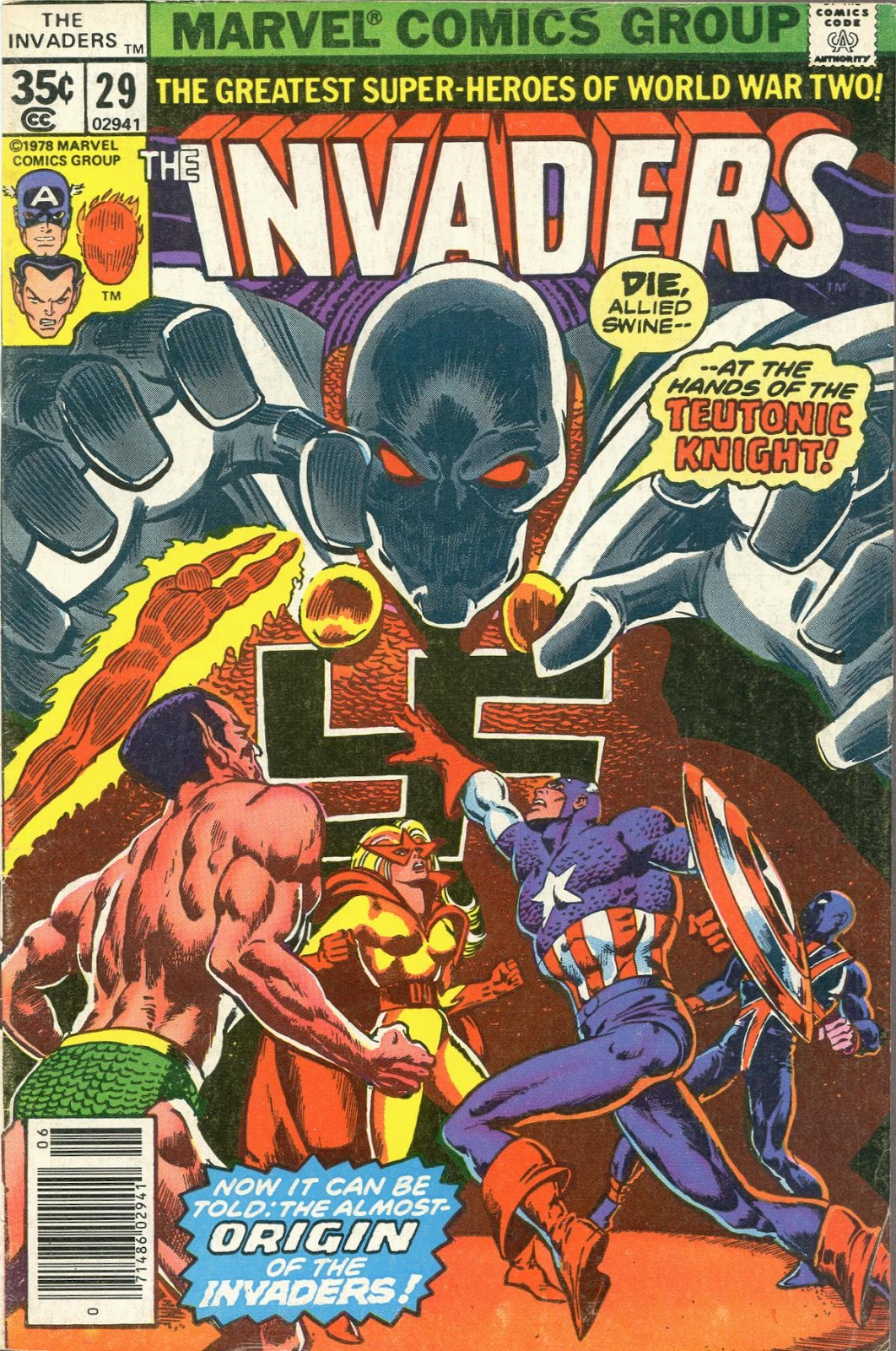 The Invaders (1975) issue 29 - Page 1
