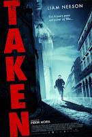 Taken - French Poster
