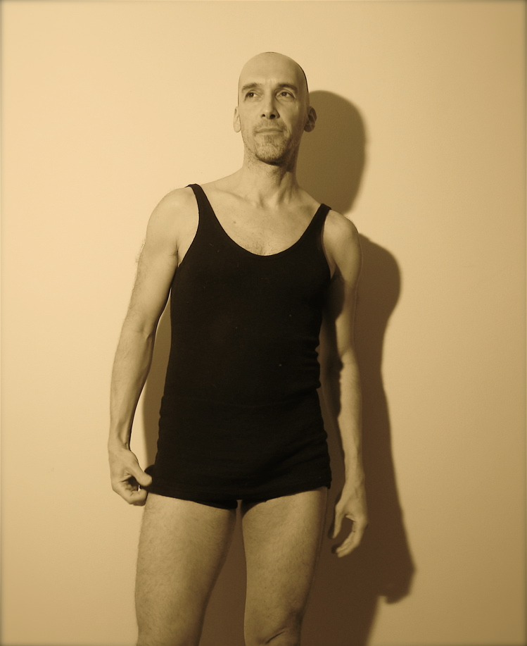 Vintage Mens Bathing Suit