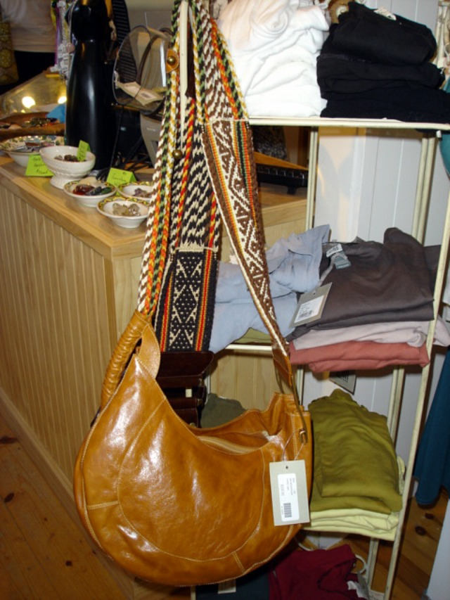 Unique And One Of A Kind Is What I Look For When Ing Something Special Friend Found This Limon Piel Handbag Brand While Ping Up North In