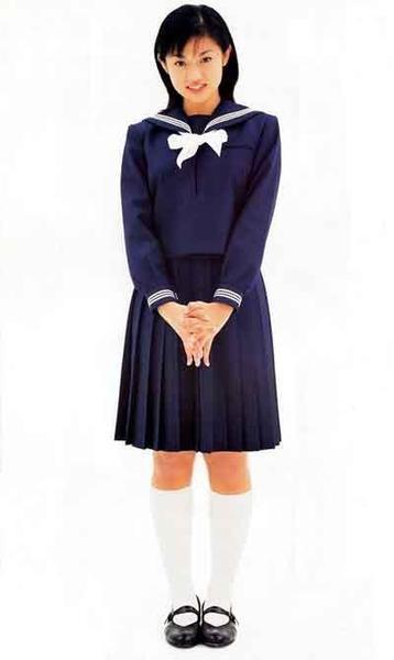 japanese kimono dress: Japanese School Uniforms