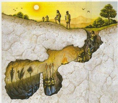 Ο Μύθος του Σπηλαίου του Πλάτωνα, οι ομοιότητές του με το Matrix και η σύγρονη ερμηνεία του