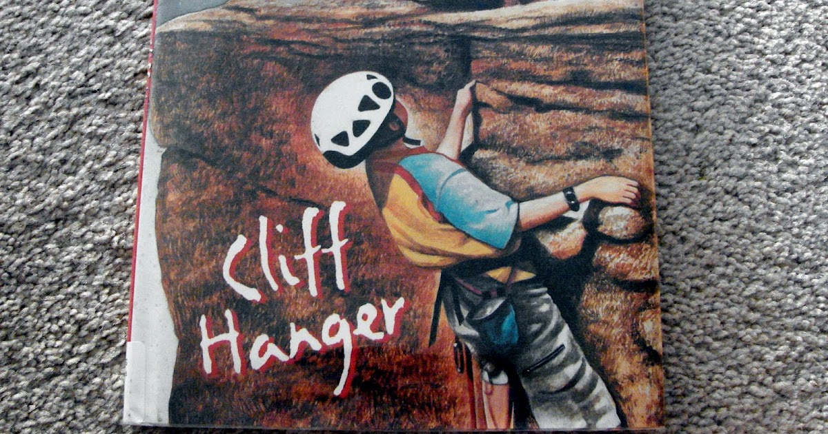 Jean Craighead George Quotes: Canadian Home Learning: Book Sharing Monday :: Cliff Hanger