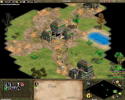 GaminG: Age of Empires II The Conquerors Expansion Trial