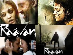 Book Raavan Movie Tickets at NoMoreQ.com