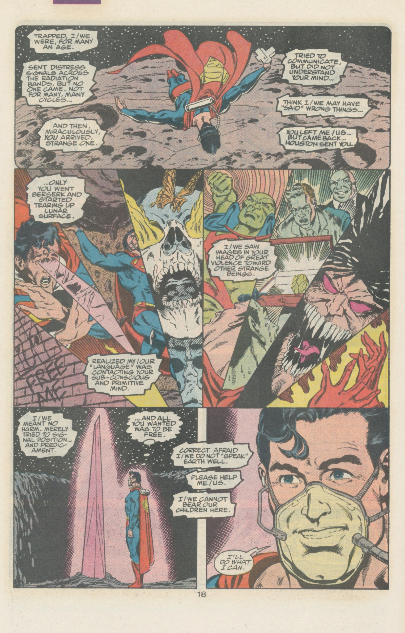 Read online Action Comics (1938) comic -  Issue #666 - 25
