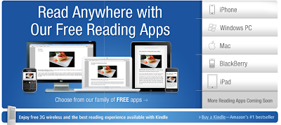 Amazon Releases Kindle for iPad App Ahead of Schedule!