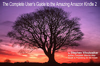Just released in the Kindle Store: The Complete User's Guide To the Amazing Amazon Kindle 2
