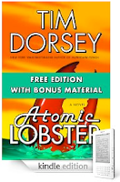 Free Today in the Kindle Store (12/31): Just in Case You Missed It, Atomic Lobster Free with Bonus Material, by Tim Dorsey, from HarperCollins