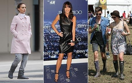 1a2045af241 fashion industry: What happened? Jimmy Choo, to work with UGG.