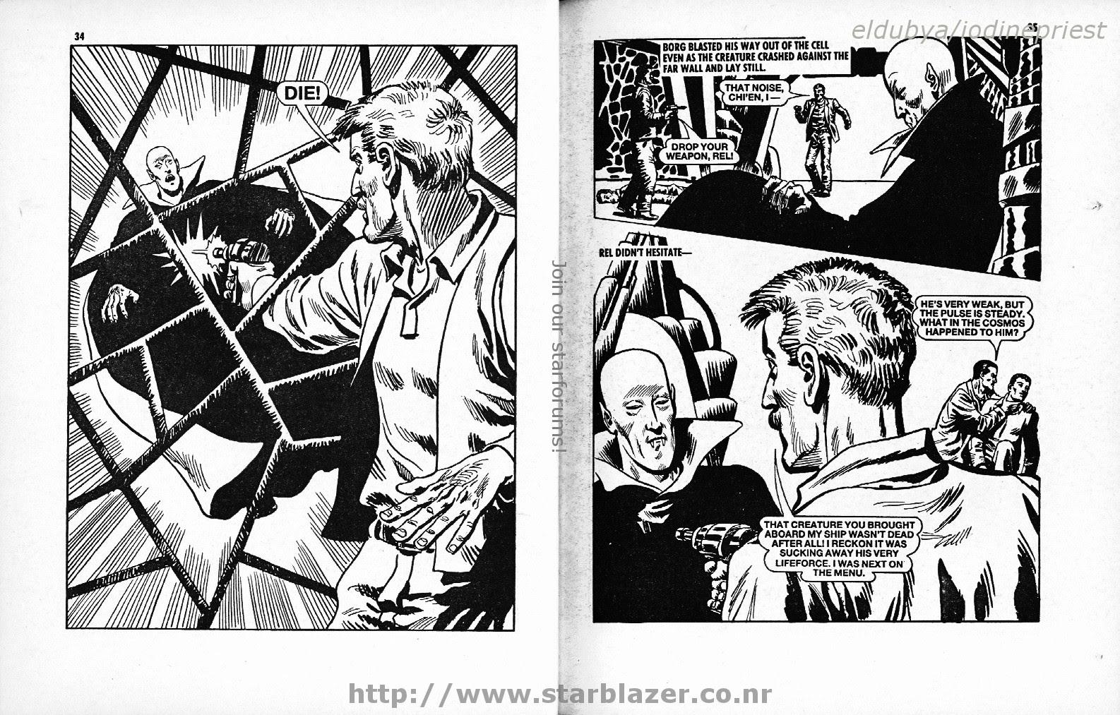 Starblazer issue 208 - Page 19