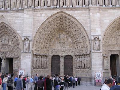 La Cathédrale Notre Dame de Paris ; ma favorite 7