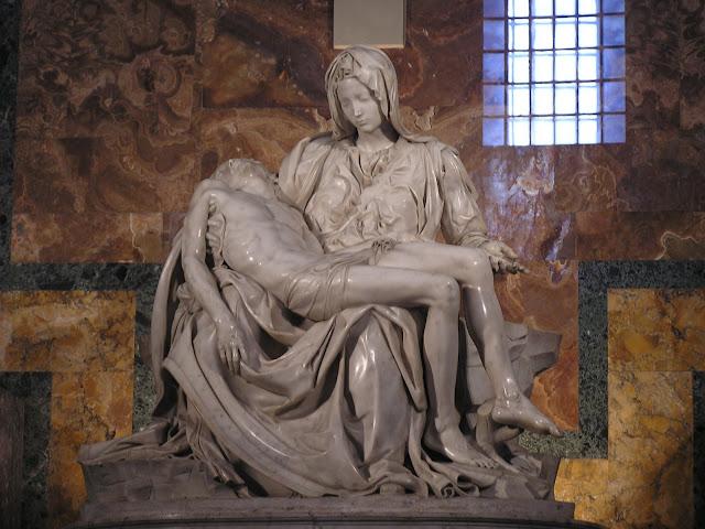 La Piedad, Vaticano, Roma, Elisa N, Blog de Viajes, Lifestyle, Travel