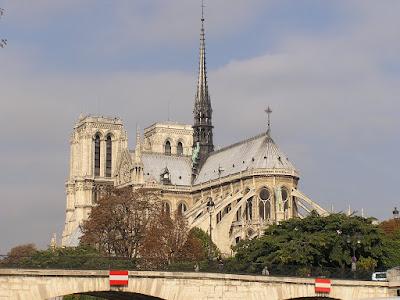 La Cathédrale Notre Dame de Paris ; ma favorite 14
