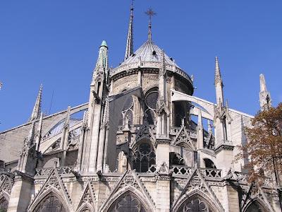 La Cathédrale Notre Dame de Paris ; ma favorite 2