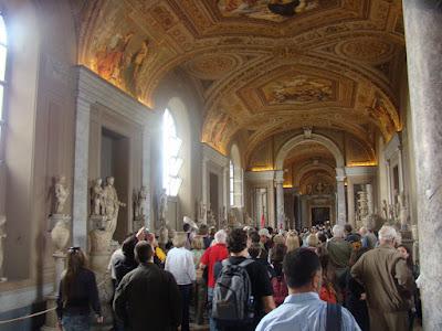 Le Vatican... sublime basilique Saint Pierre (Unesco Italie) 3