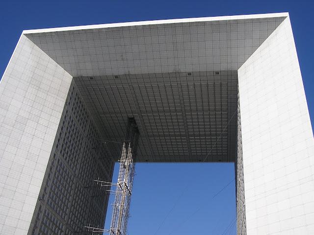 Arche de La Défense, París, Elisa N, Blog de Viajes, Lifestyle, Travel