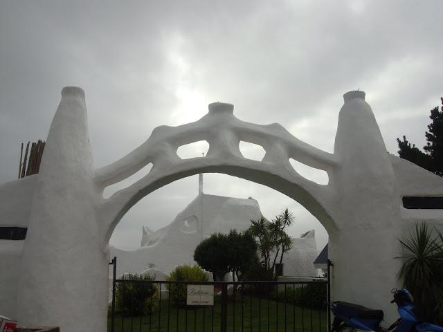 Casapueblo de Páez Vilaró, Punta Ballena, Uruguay,  Elisa N, Blog de Viajes, Lifestyle, Travel