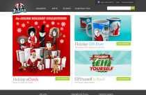 JibJab: tarjetas de navidad 2017 gratis