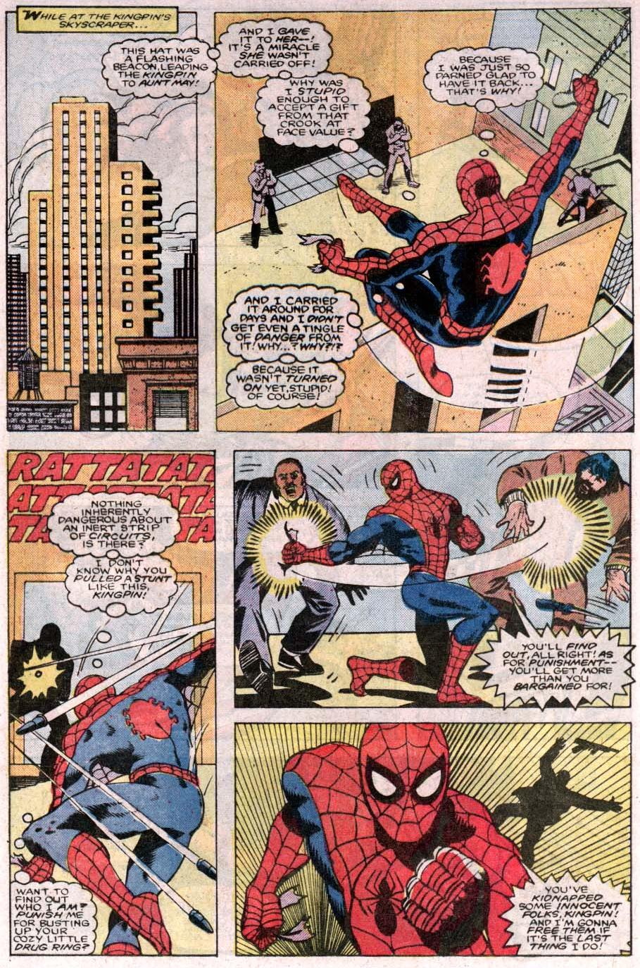 The Amazing Spider-Man (1963) _Annual_19 Page 18
