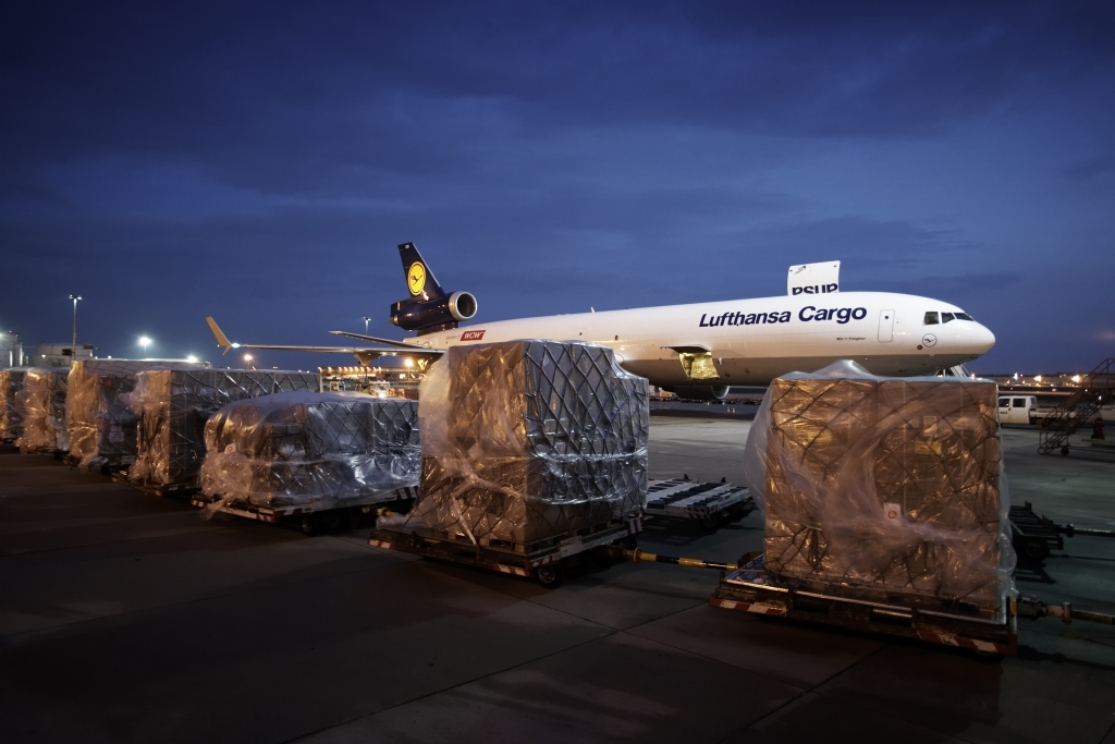 Air Cargo - How It Works: Start Page