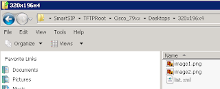 Jason Shave's blog: Get your Cisco 7941 to work with OCS with SmartSIP
