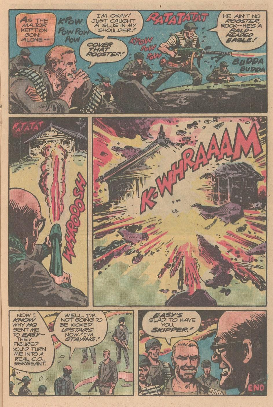 Read online Sgt. Rock comic -  Issue #353 - 13