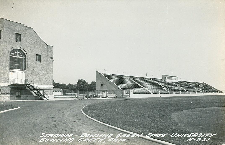 Vintage Travel Postcards Bowling Green Ohio