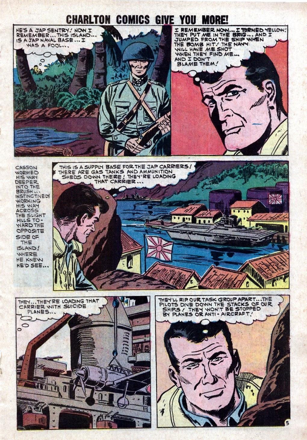 Read online Fightin' Navy comic -  Issue #94 - 19