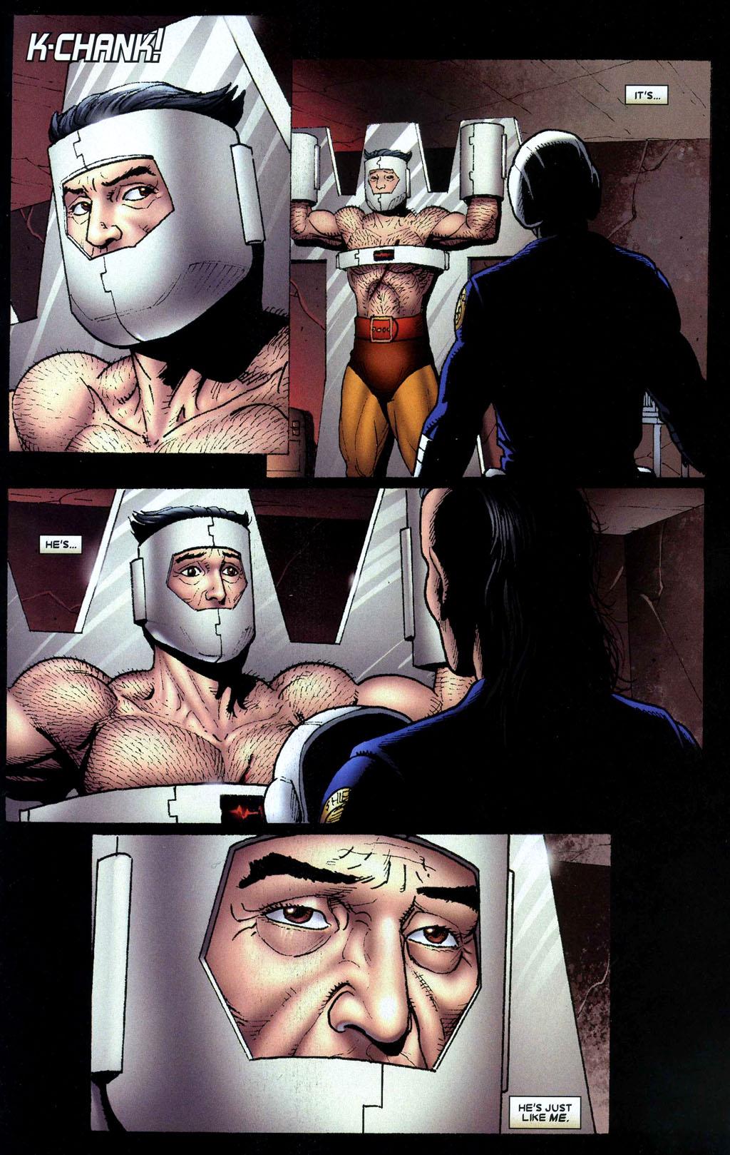 Read online Wolverine: Origins comic -  Issue #10 - 22
