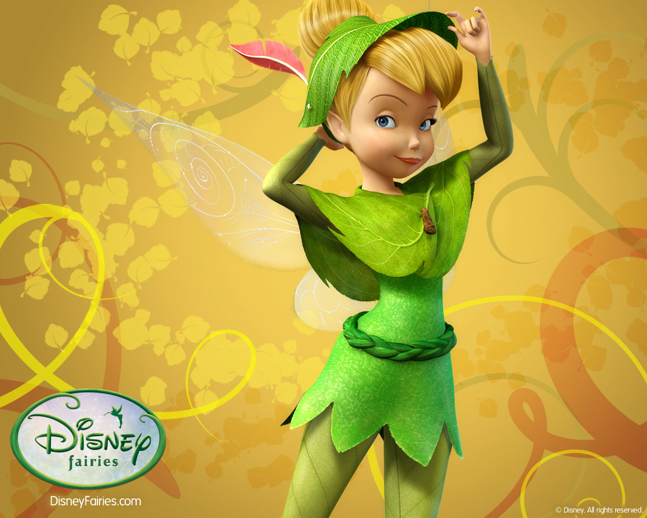 Wallpapers Photo Art: Tinkerbell Wallpapers, Tinkerbell ...