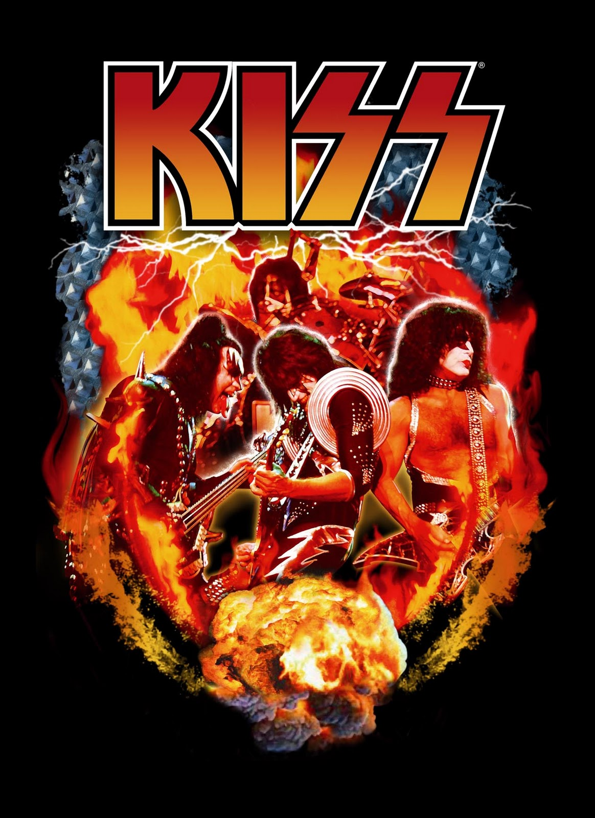 The Cars Band Cover Wallpaper Wallpapers Photo Art Kiss Wallpapers