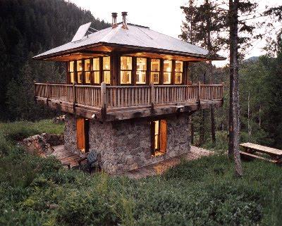 maison bois autonome
