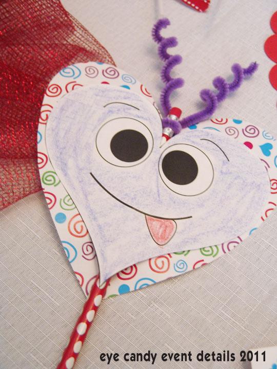 Eye Candy Creative Studio Kids Classroom Valentines Day