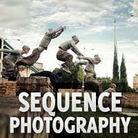Stunning Sequence Photography Examples