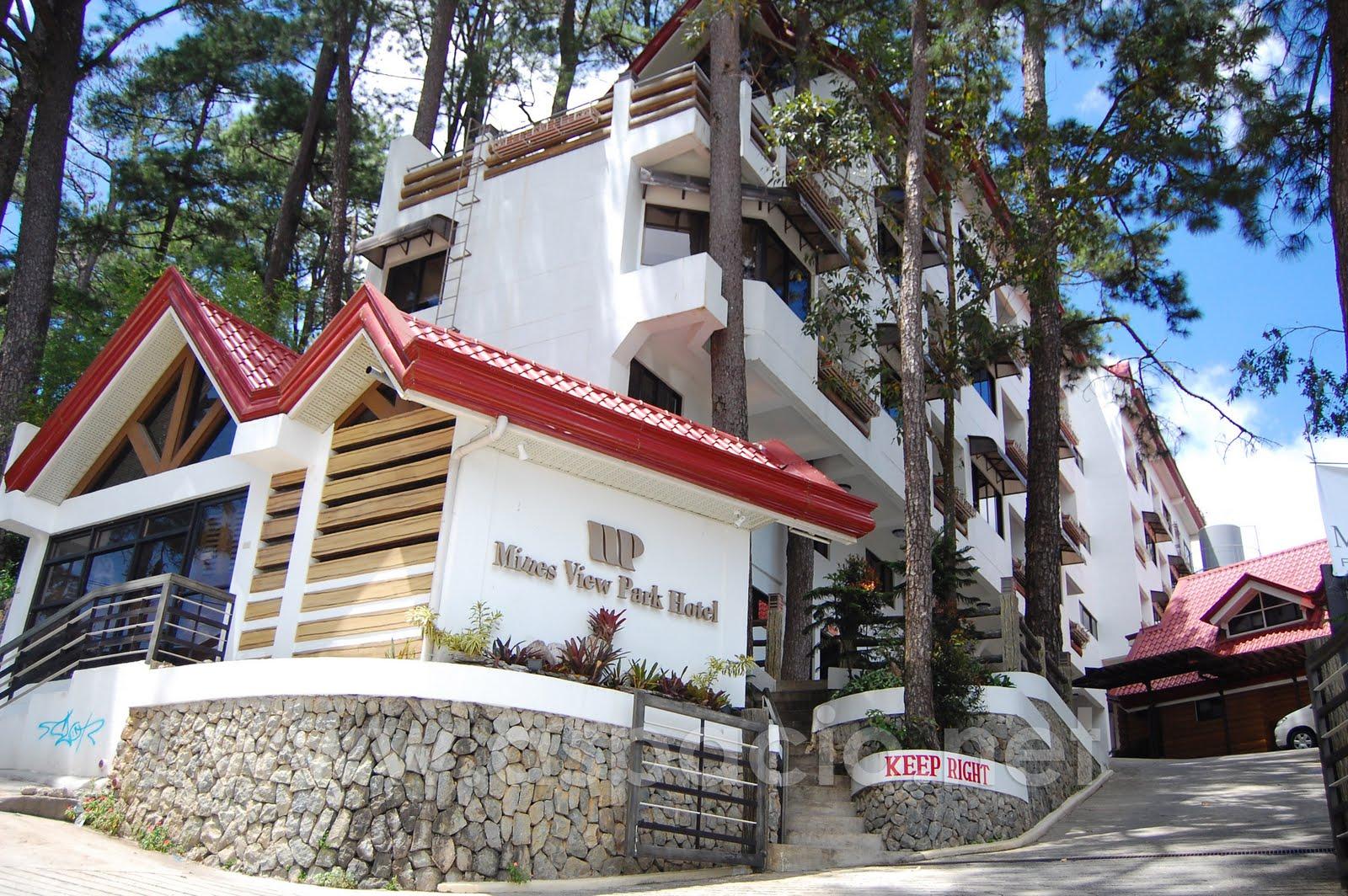 Mines View Park Hotel Restaurant