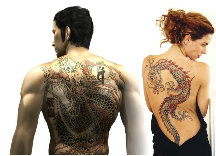 Eliminação de candidatos por causa de tatuagens