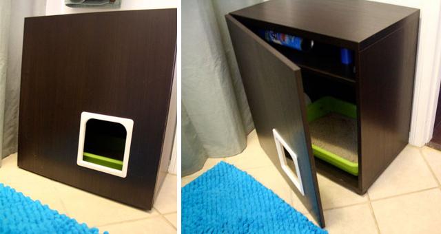 Amato Seaseight Design Blog: INTERIOR DESIGN // CATS IN A TINY APARTMENT YH72