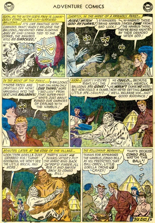 Read online Adventure Comics (1938) comic -  Issue #271 - 23