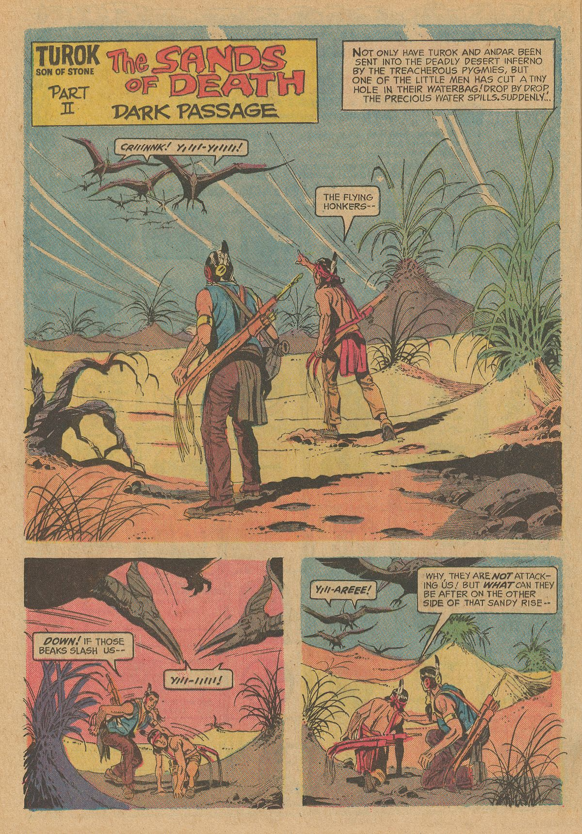 Read online Turok, Son of Stone comic -  Issue #83 - 20