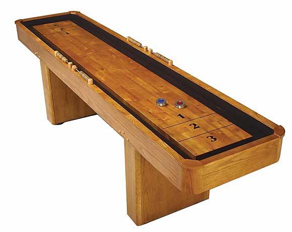 Suffleboard American Suffleboard Table