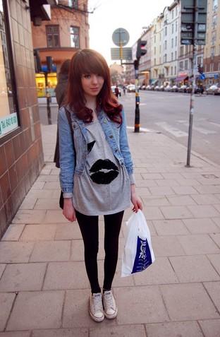 moda jeans 2012