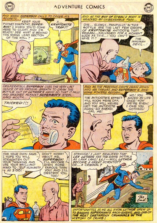 Read online Adventure Comics (1938) comic -  Issue #271 - 15