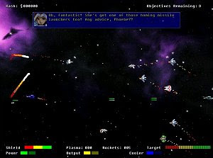 Project: Starfighter - free games