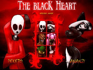 The Black Heart - free games