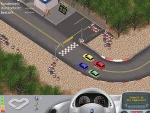 Fiat Panda Fun Racer - Free PC Gamers - Free PC Games